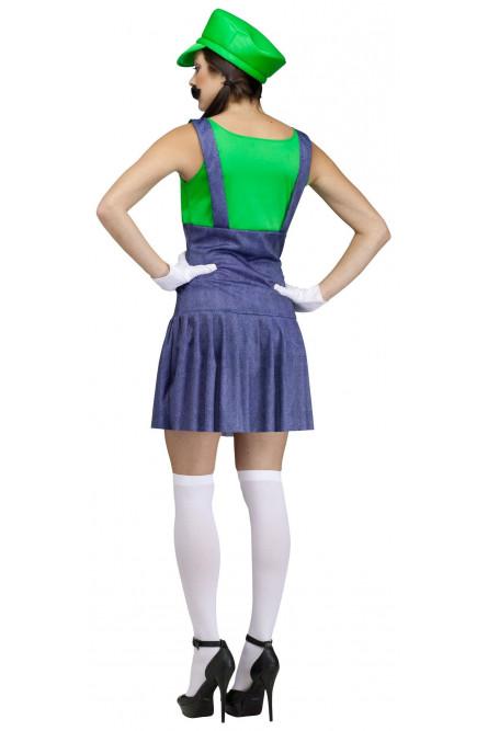 Женский костюм Луиджи