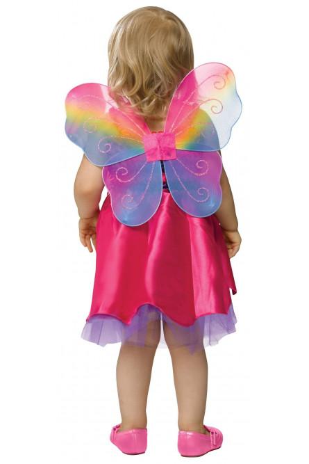 Костюм малышки Радужной бабочки