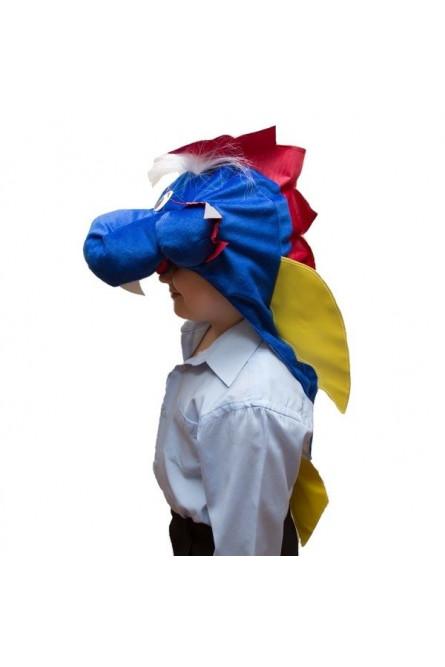 Детская шапка Дракон