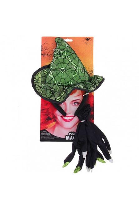 Зеленый набор ведьмы