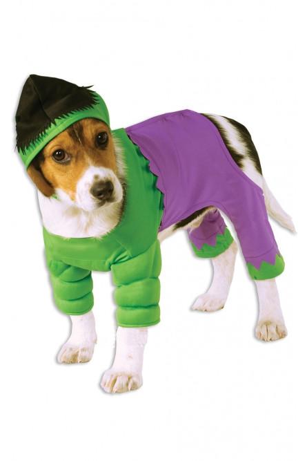 Костюм для собаки Халк