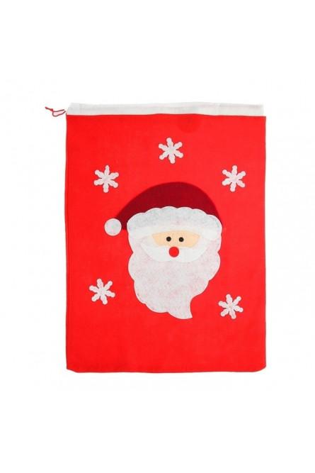 Новогодний мешок с Дед Морозом