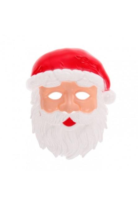 Новогодняя маска Дед Мороз