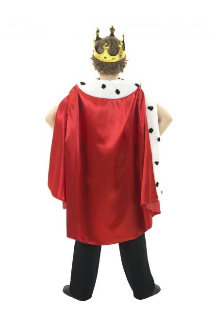 Подростковый костюм Короля