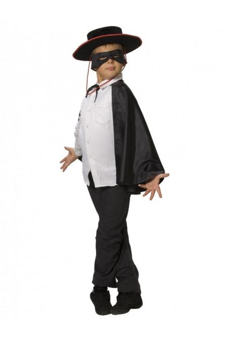 Детский костюм Зорро