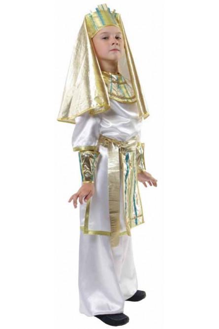 Костюм фараона детский