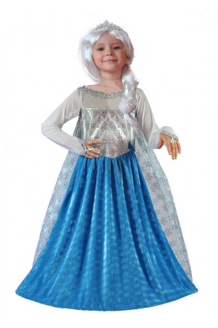 Детский костюм Эльзы из Холодного Сердца