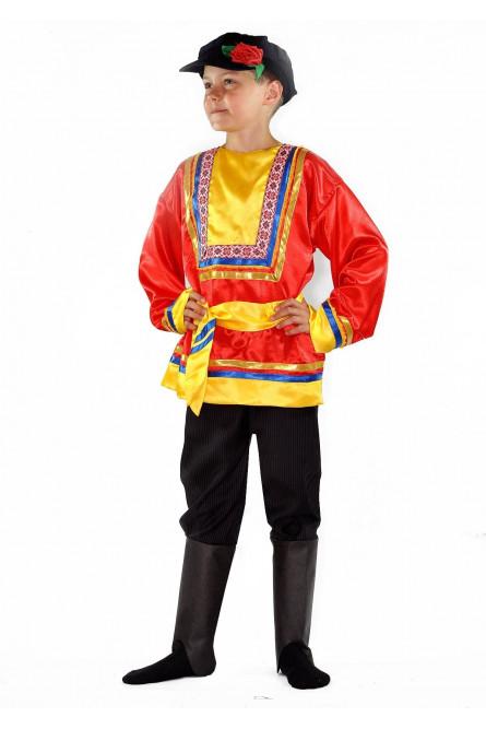Русский наряд для мальчиков