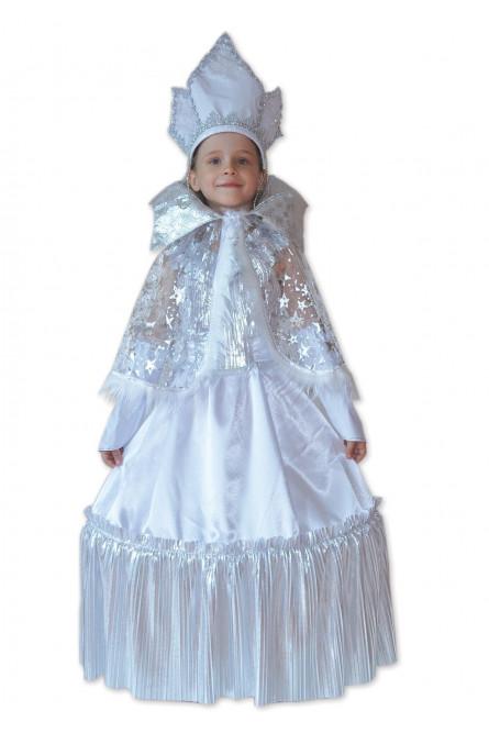 Детский костюм Снежной Королевы