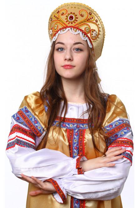Золотой кокошник Княжна