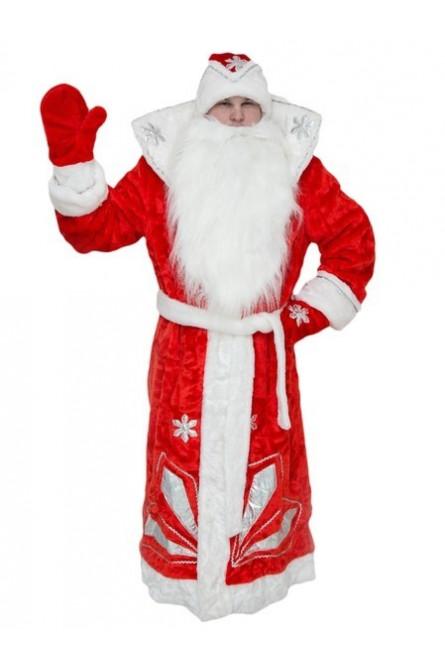 Костюм Деда Мороза Dlx