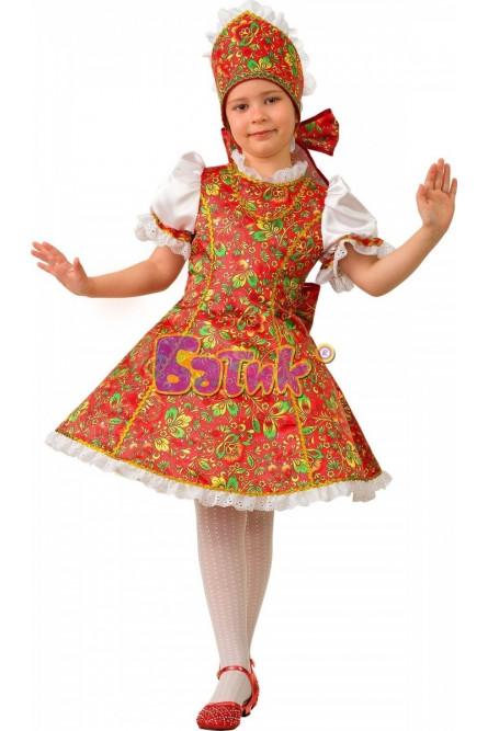 Детский костюм Марьюшки