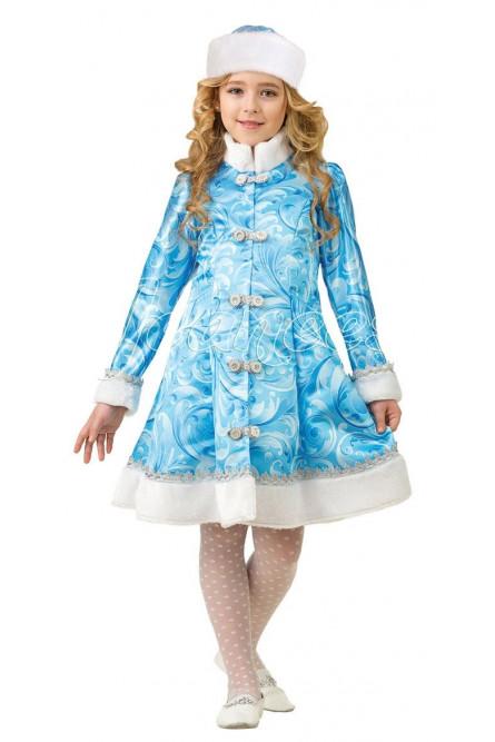 Детский костюм Сказочной Снегурочки