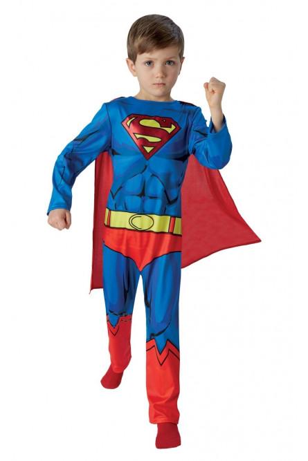 Классический костюм Супермена детский
