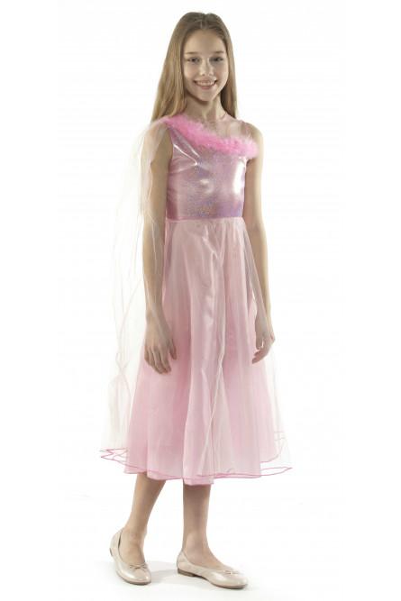 Розовый костюм принцессы