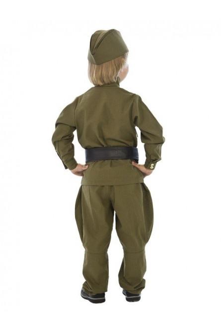 Военный комплект детский