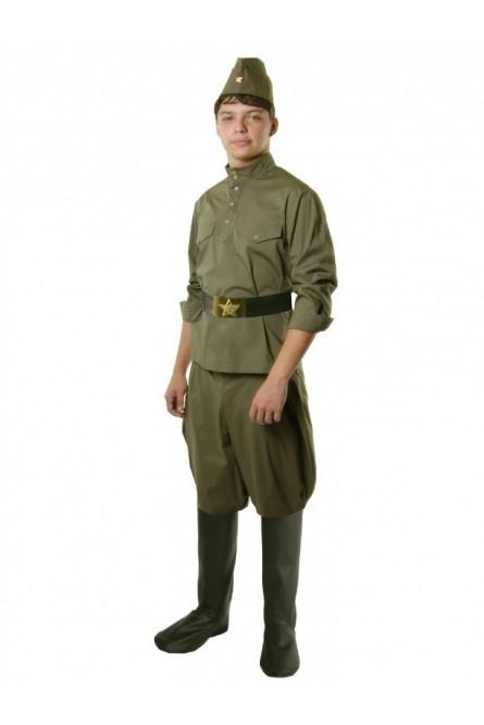 Военный мужской комплект