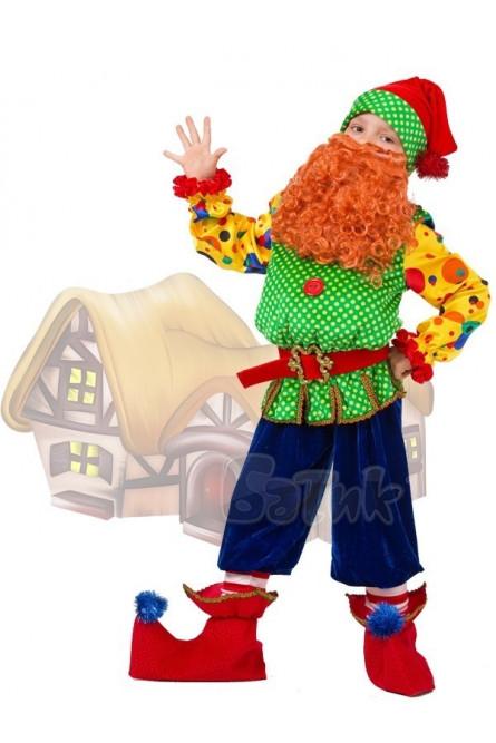 Яркий костюм Гнома Тома