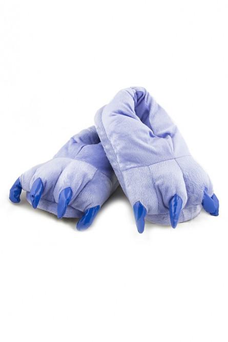 Синие мягкие лапы
