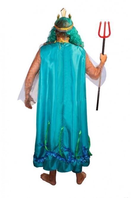 Костюм бога Нептуна