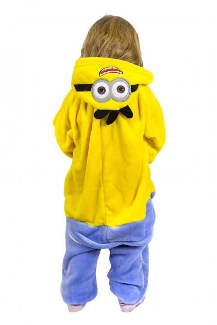 Детская пижама Кигуруми Миньон