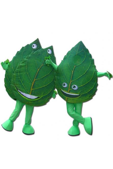 Костюм Зеленые листья