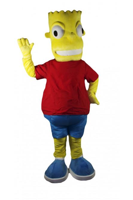 Ростовой костюм Барт Симпсон