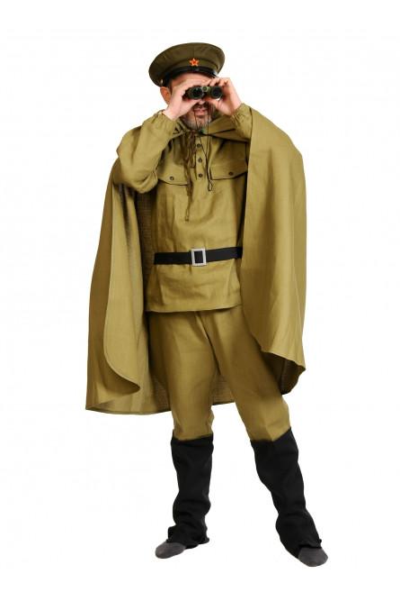 Костюм военного командира