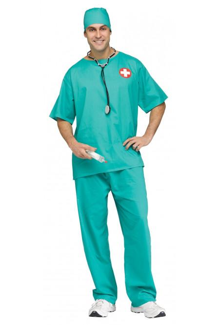 Классический костюм врача