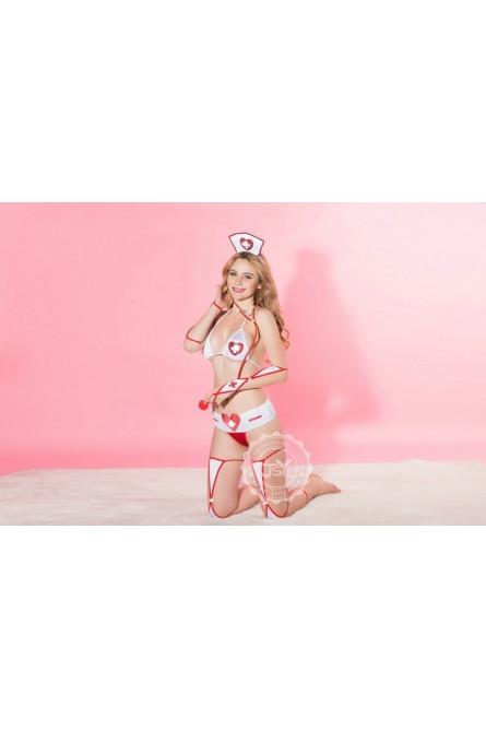 Откровенный комплект медсестры