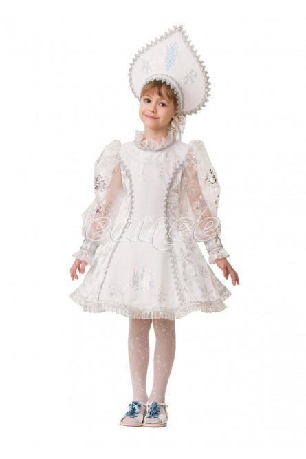 Изящный костюм Снегурочки