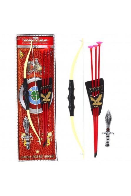Набор оружия для рыцаря