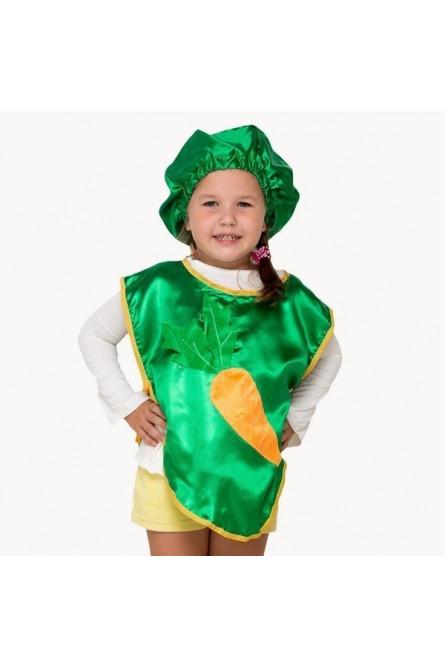 Детский костюм Морковка