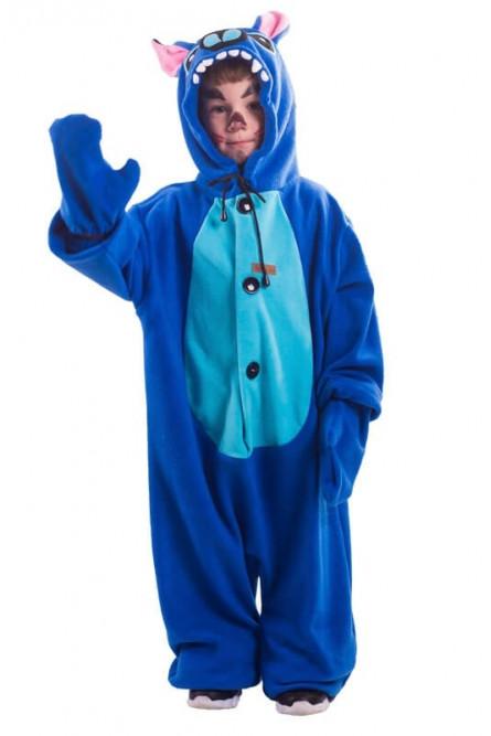 Детская пижама-кигуруми Стич