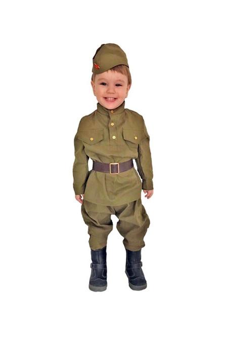 Костюм малыша солдата