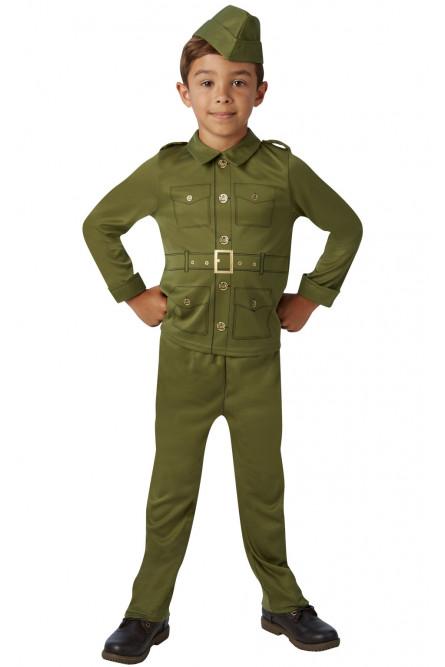 Костюм солдата Второй Мировой войны