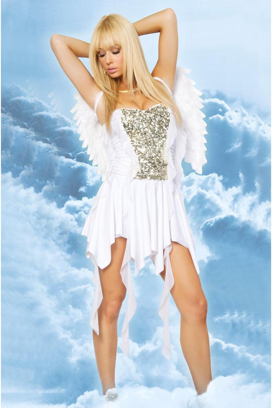 фотосессия в костюме ангела историю шоу