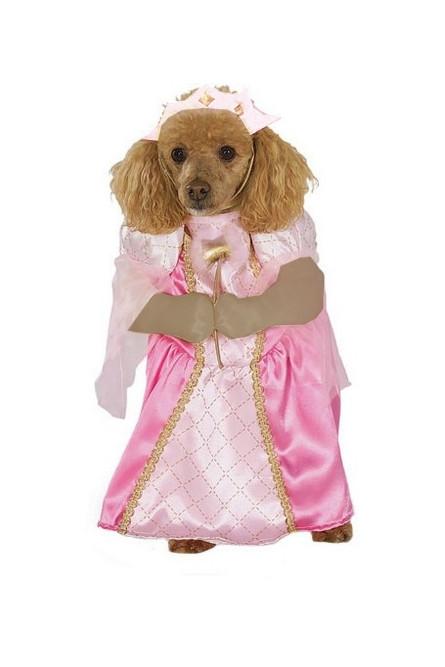 Костюм принцессы для собаки