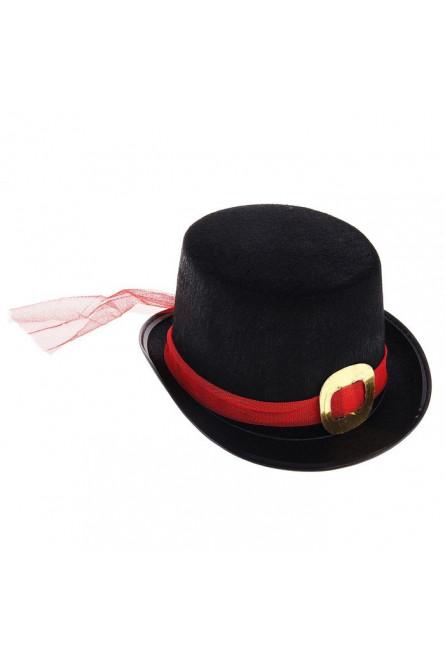 Шляпа с ремешком