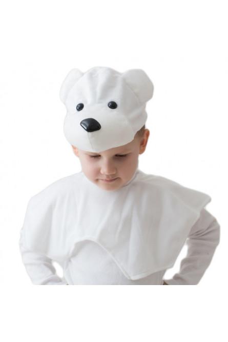 Костюм Белый мишка эконом