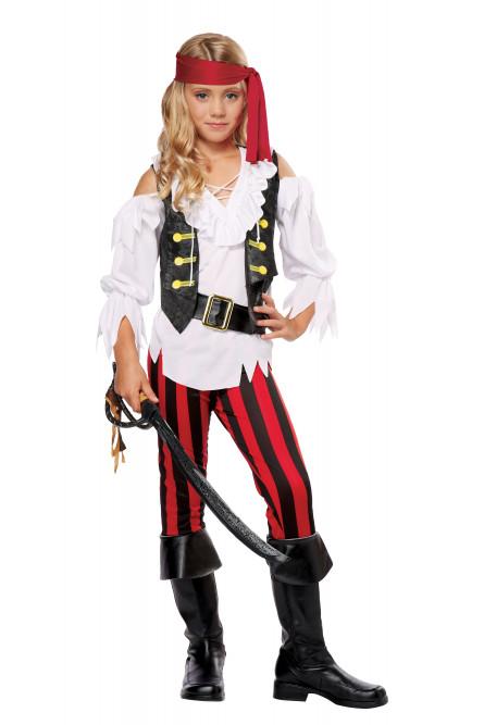 Детский костюм Залихватского пирата