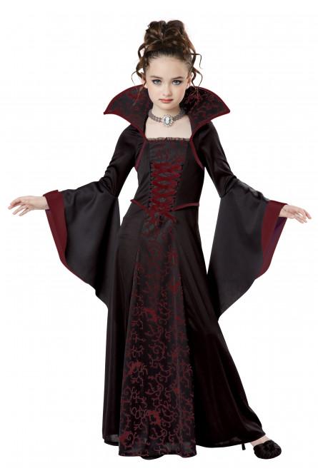 Детский костюм Королевской Вампирши