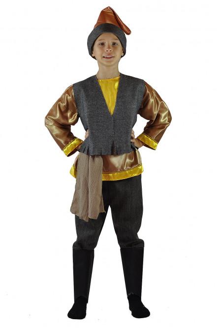 Детский костюм Мальчика Домовенка