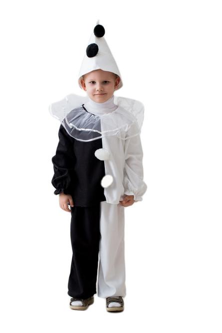 Детский костюм Милого Пьеро