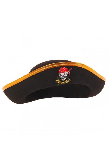 Детская шляпа пирата Карамба