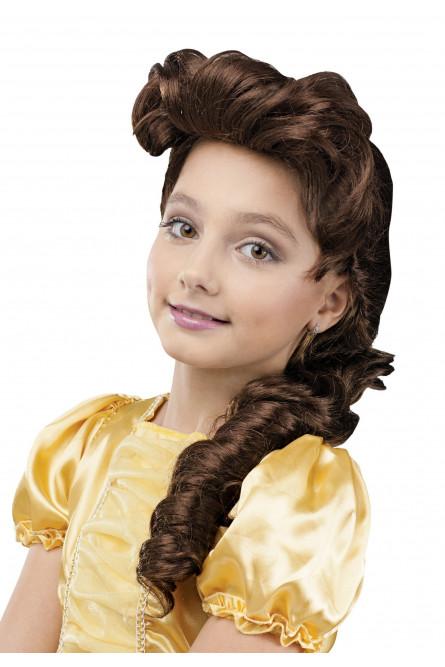 Детский парик Принцессы Бэлль