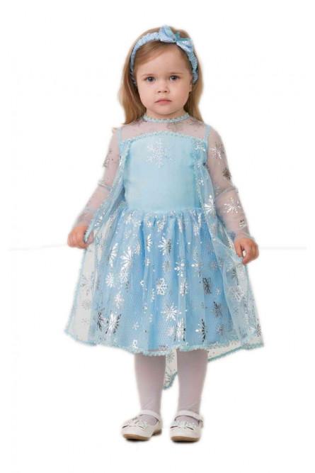 Детский костюм Эльзы малышки