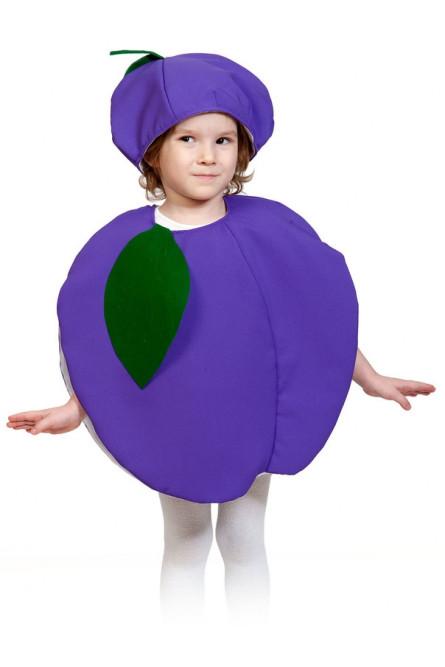 Детский костюм Сливы