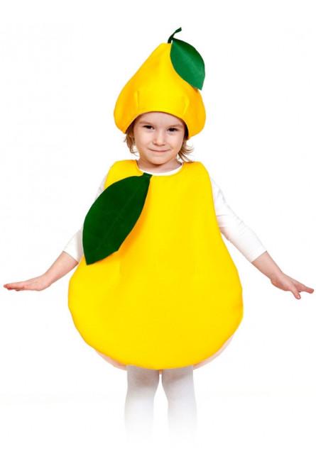 Детский костюм Садовой Груши