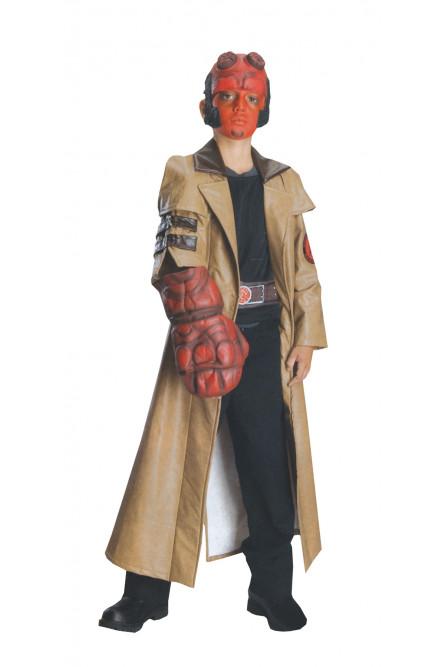 Детский костюм Хэллбоя